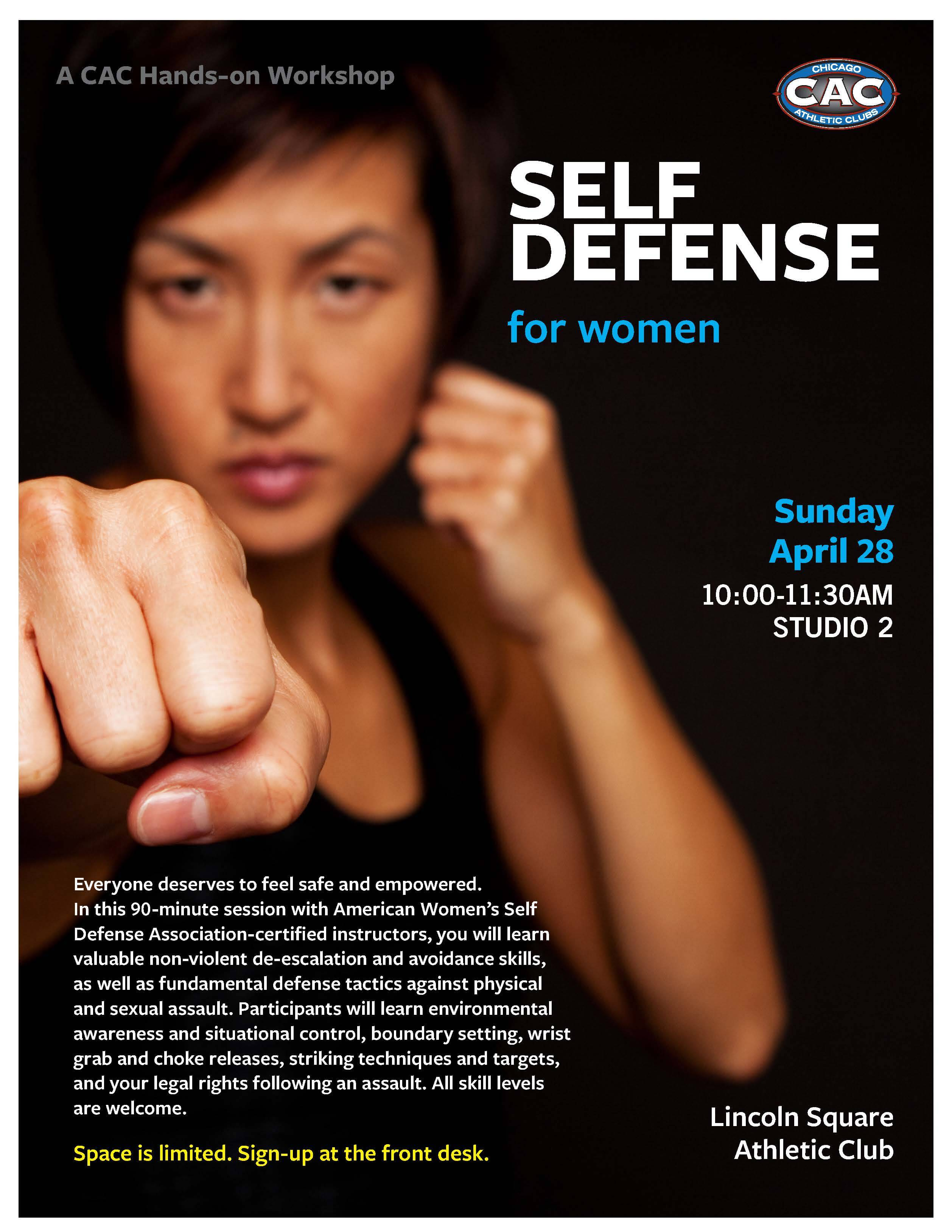 0419_Self Defense Workshop flyer