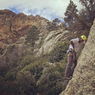 Aby EAC climbing staff bio pic