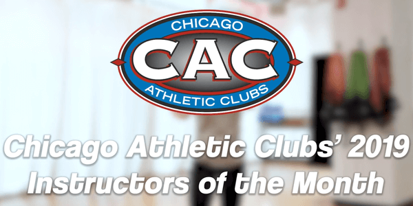 CAC Instructors of the month 2019