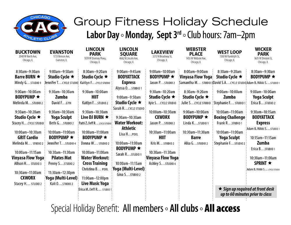 CAC_Labor Day 18_classes