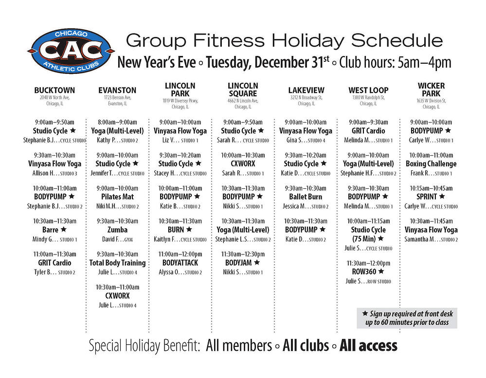 CAC_New Years eve 19_classes