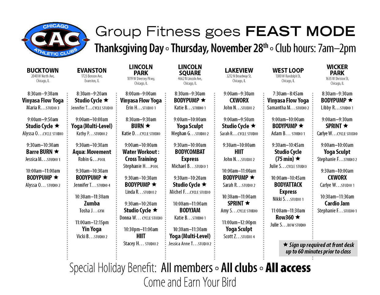 CAC_Thanksgiving_19_classes