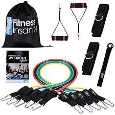 Firness Insanity resistance bands