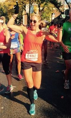 Julie Speck marathon