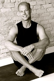 Ken Cox yoga instructor