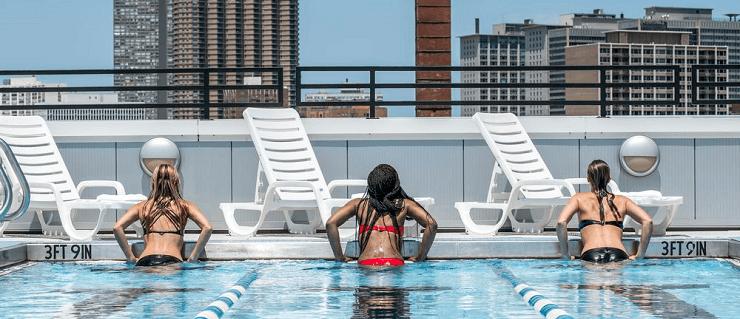 LVAC Pool Header