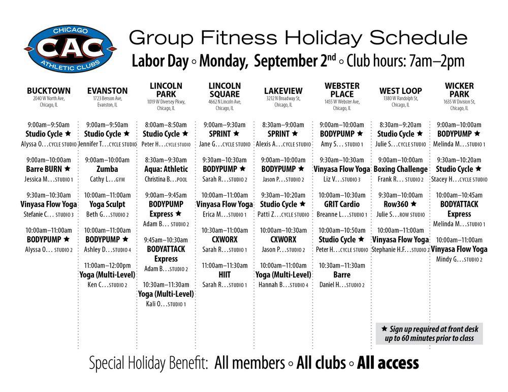 Labor Day Schedule_0919