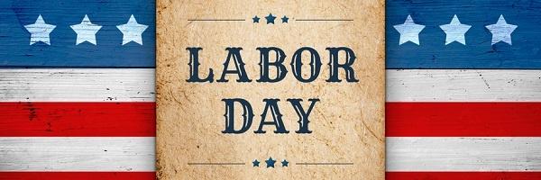 Labor Day header
