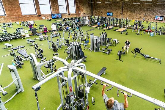 LPAC Weight Room