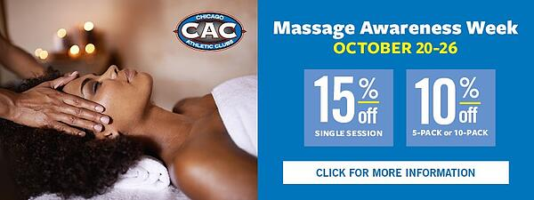 Massage week discount cta
