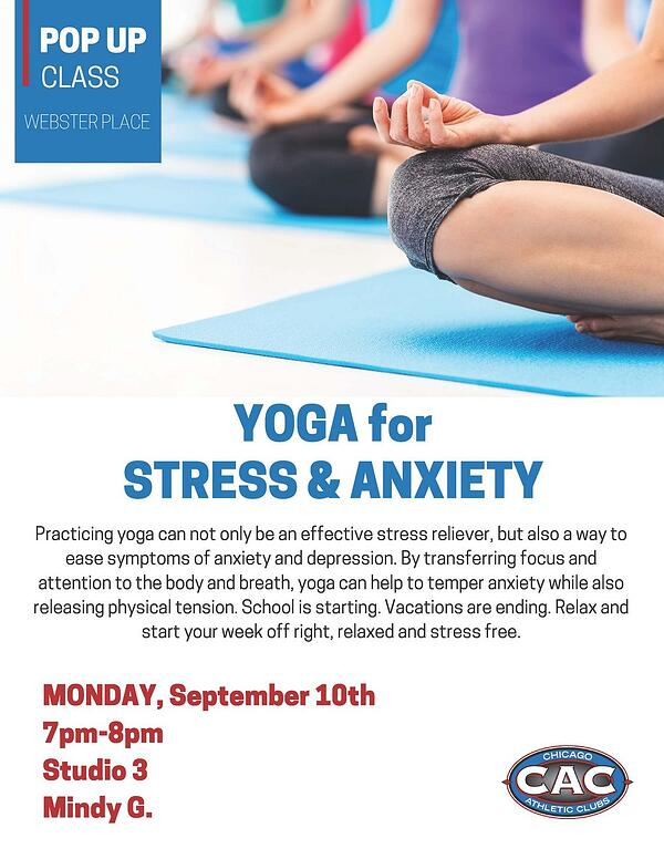 POP UP YOGA for STRESS & ANXIETY WebPAC
