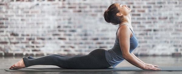 POP UP header yoga