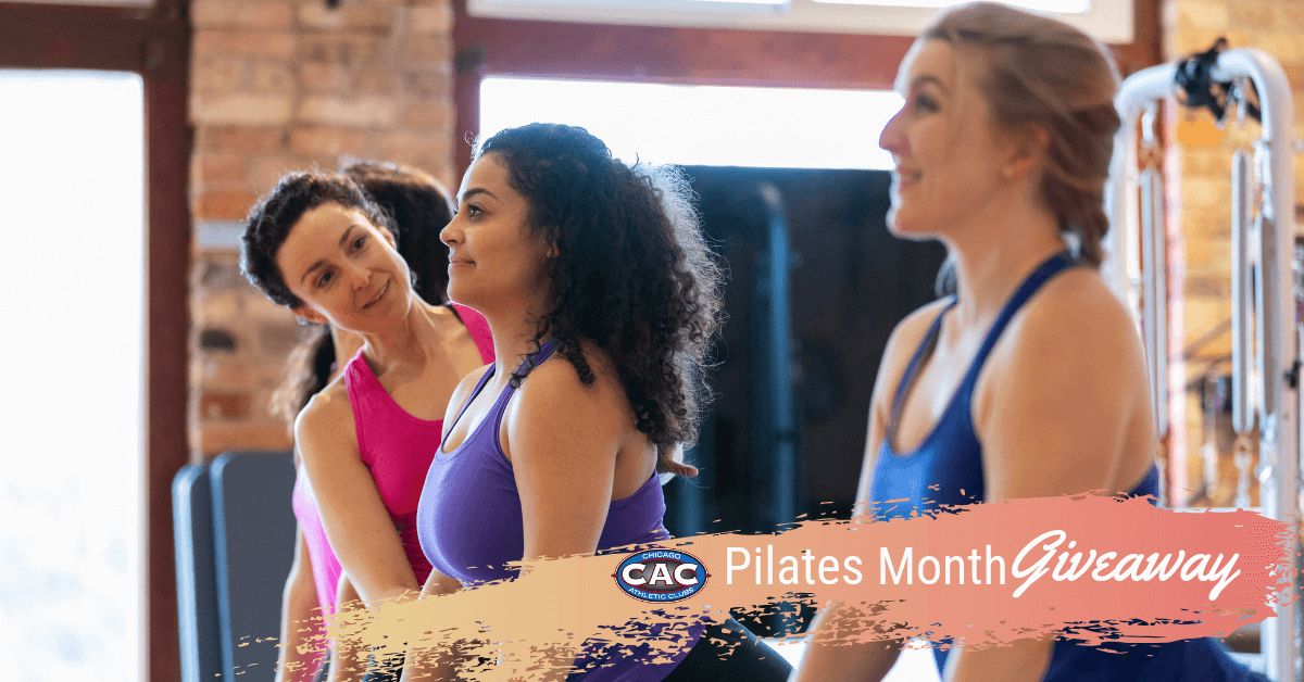 Pilates Giveaway 2019 FB text