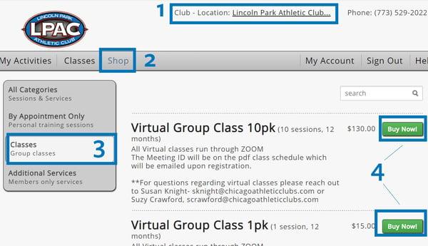 Pilates SG classes screenshot 1_02