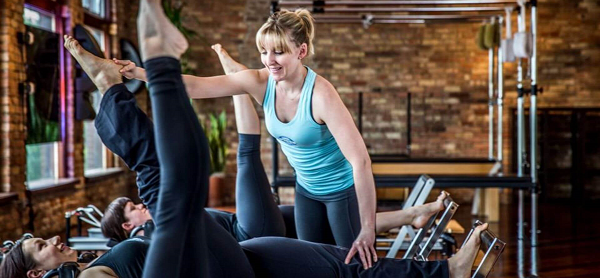 Pilates Studio Megan
