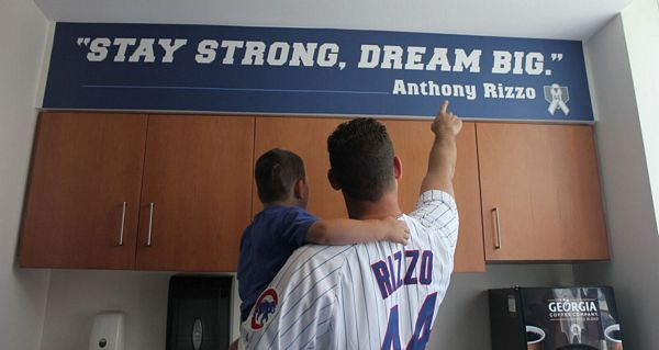 Rizzo Stay Strong