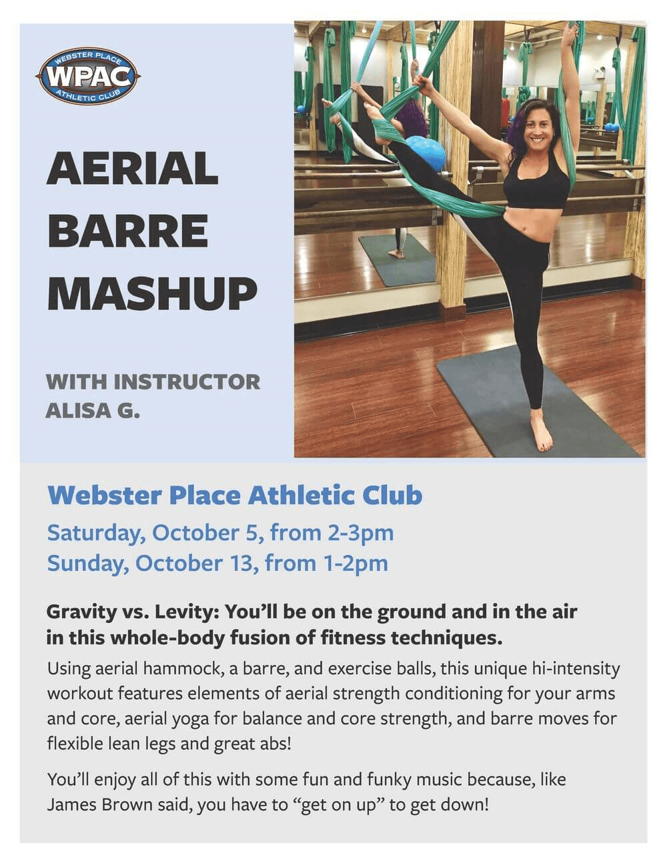 WebPac_AerialBarre  Mash Up Pop Up Flyer