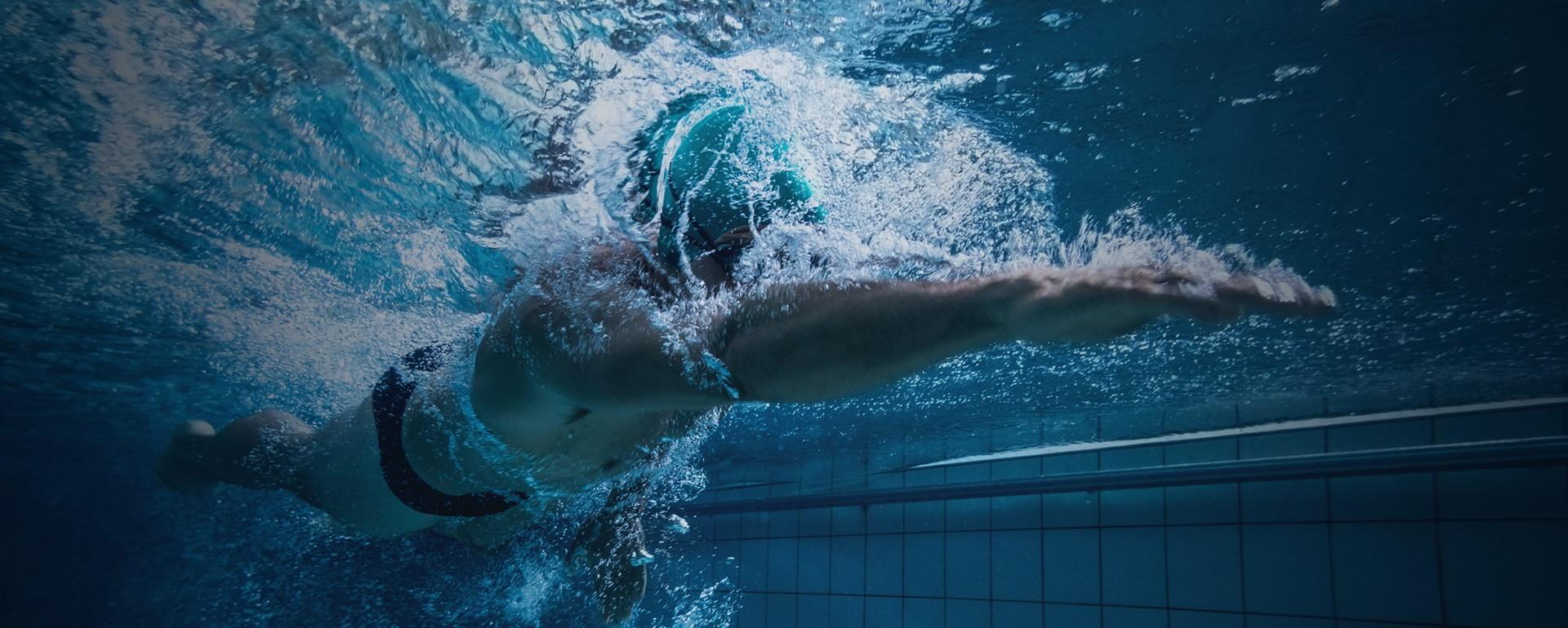 background-swimming