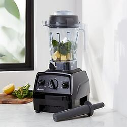 vitamix blender on counter