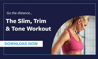 The Slim, Trim & Tone Workout - Get Started Now!