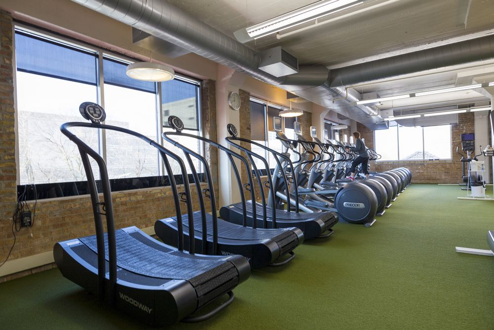 Evanston gym chicago athletic clubs