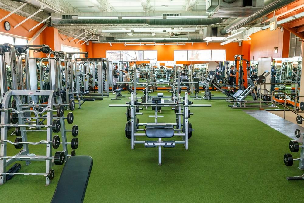 Lakeview gym chicago athletic clubs