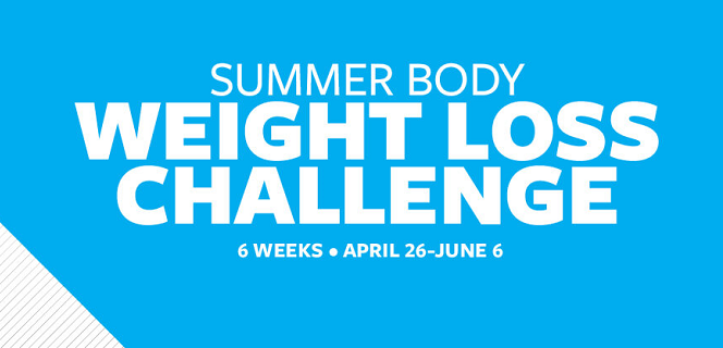 weight loss competition website